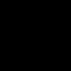 black square 100pix